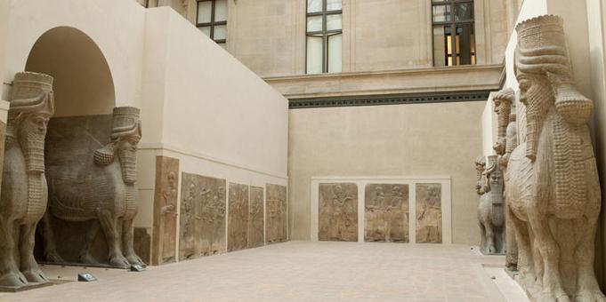 Aile Richelieu Louvre
