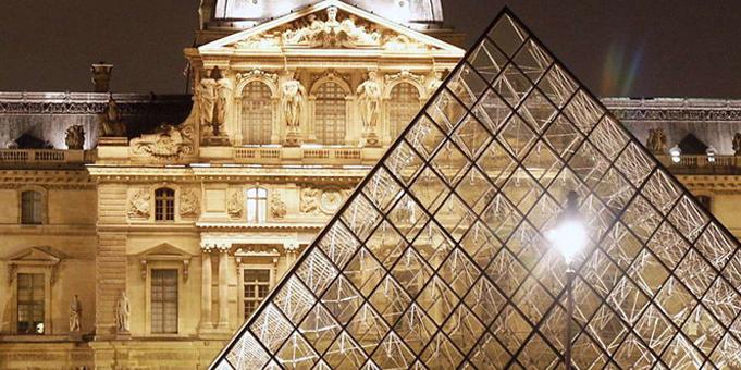 Le Louvre à Paris