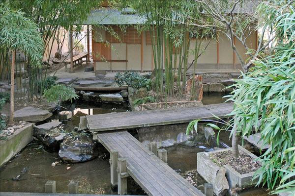 Un Jardin Japonais A Paris