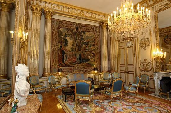 elysee interieur