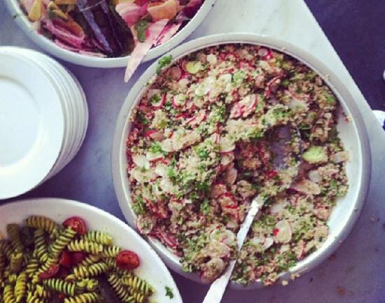 salades merci cantine