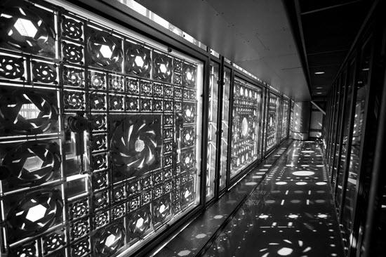 musée arabe interieur