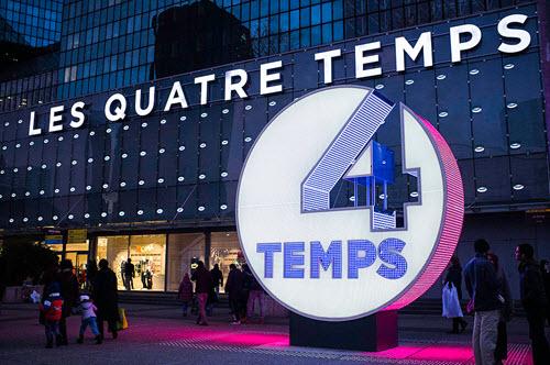 Les grands centres commerciaux de paris - Les quatre temps boutiques ...