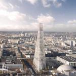 Le projet de la tour triangle