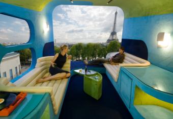 Les hébergements insolites à Paris