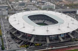 Découvrez le stade de France à Paris