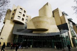 Les plus belles salles de cinéma à Paris