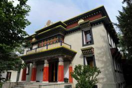 Découvrez le temple bouddhiste du bois de Vincennes à Paris