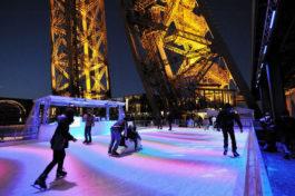 Où faire de la patinoire à Paris ?