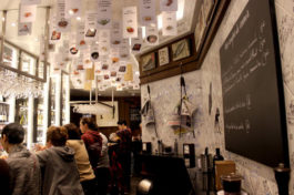 Les meilleurs bars vin de Paris
