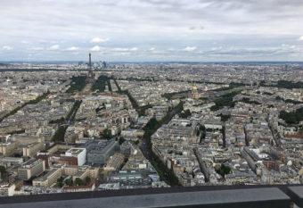 Guide des spots pour une vue imprenable de Paris