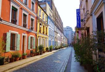 Les plus belles rues piétonnes de Paris