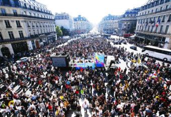 Les meilleures activités de la rentrée à faire sur Paris