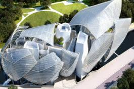 Découvrez la fondation Louis Vuitton à Paris