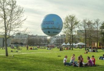 Les meilleurs endroits de Paris pour pique niquer