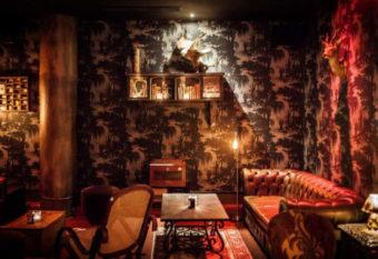 Découvrez le Blaine Bar, un des bars les plus cosy de Paris