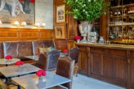 Découvrez le restaurant style américain Ralph's à Paris